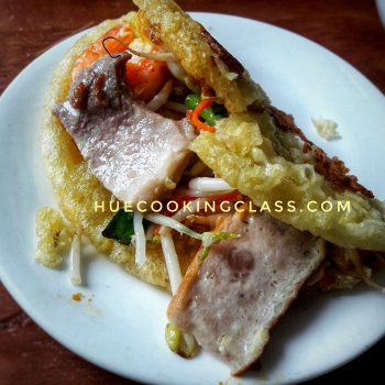 Banh Khoai Hue speciality food