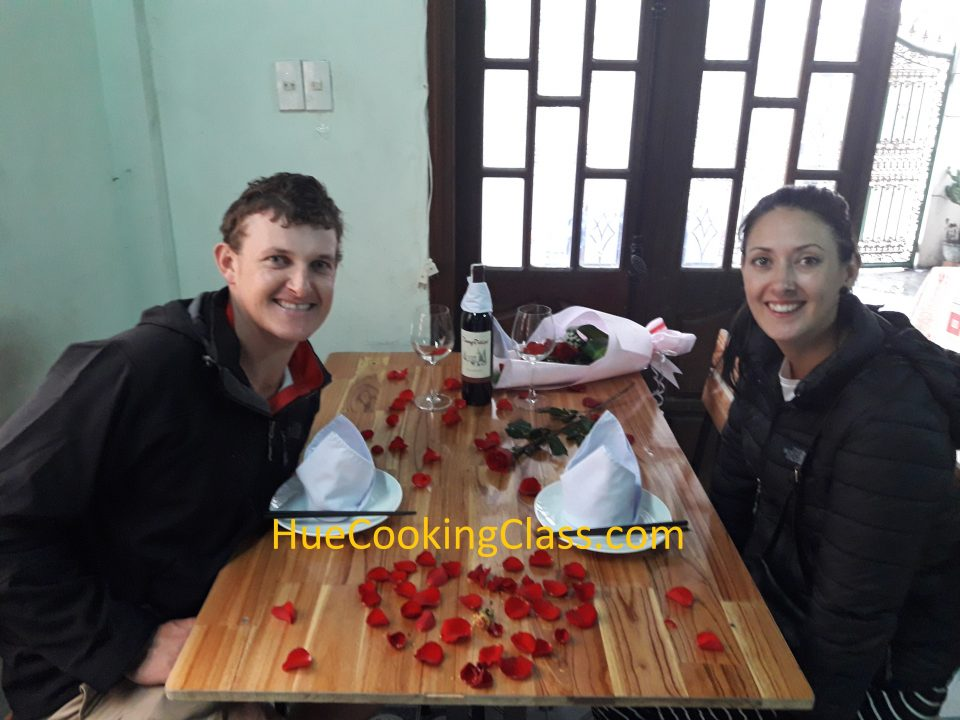 Hue food home cooking