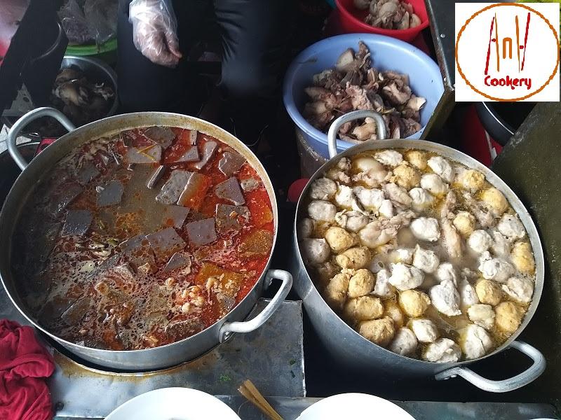 Bun Bo Hue noodle soup-Hue specialty food