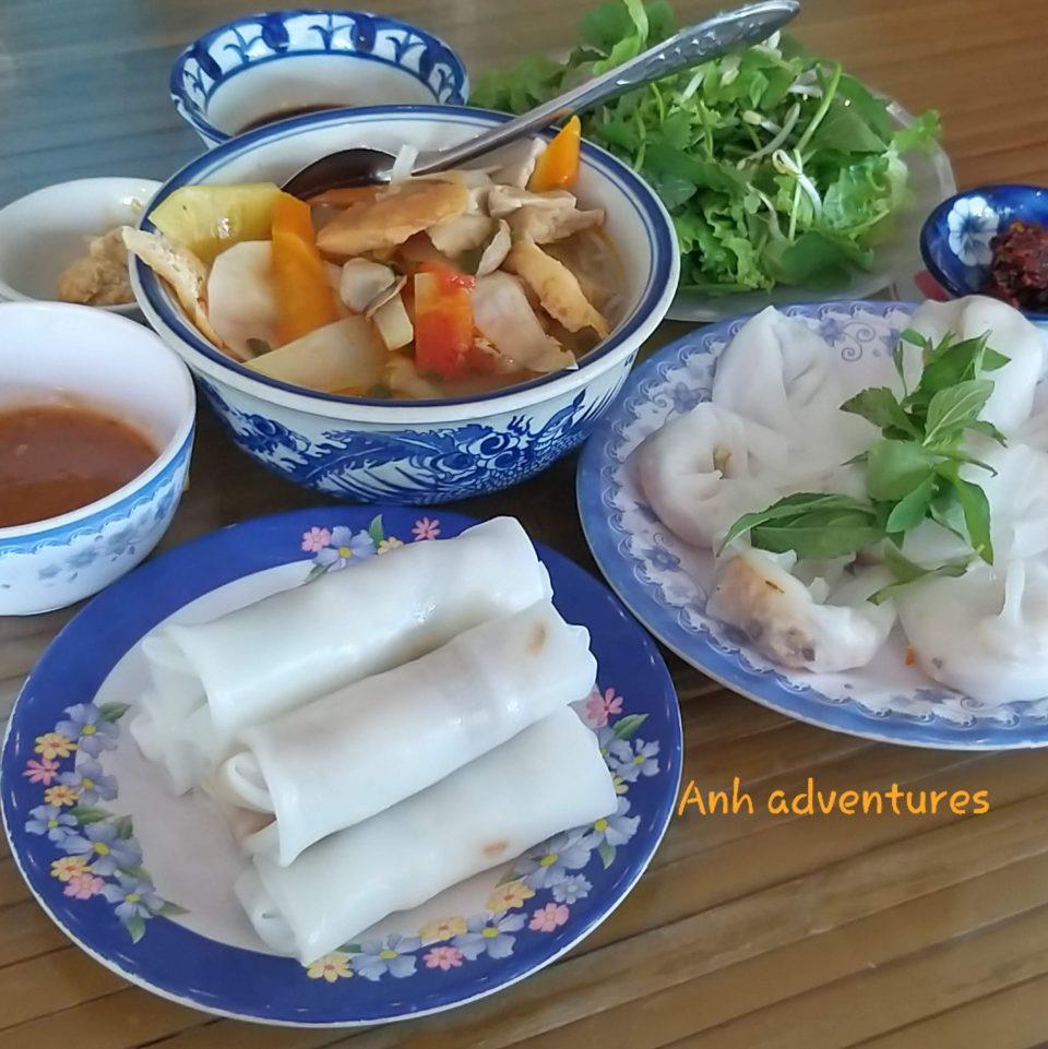 Hue Vegan Food Tour