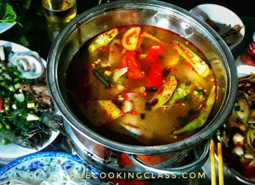 Hue Local Food