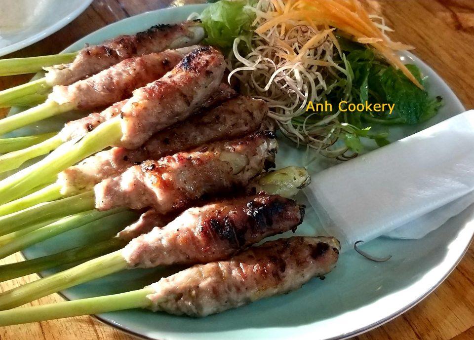 Nem Lui Hue cooking class