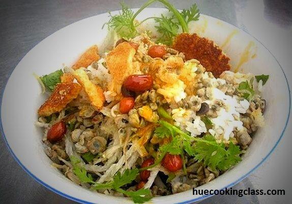 Hue Specialty Food - Com hen