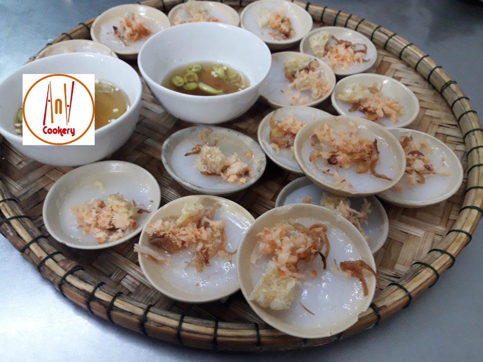 banh beo hue steamed muffin