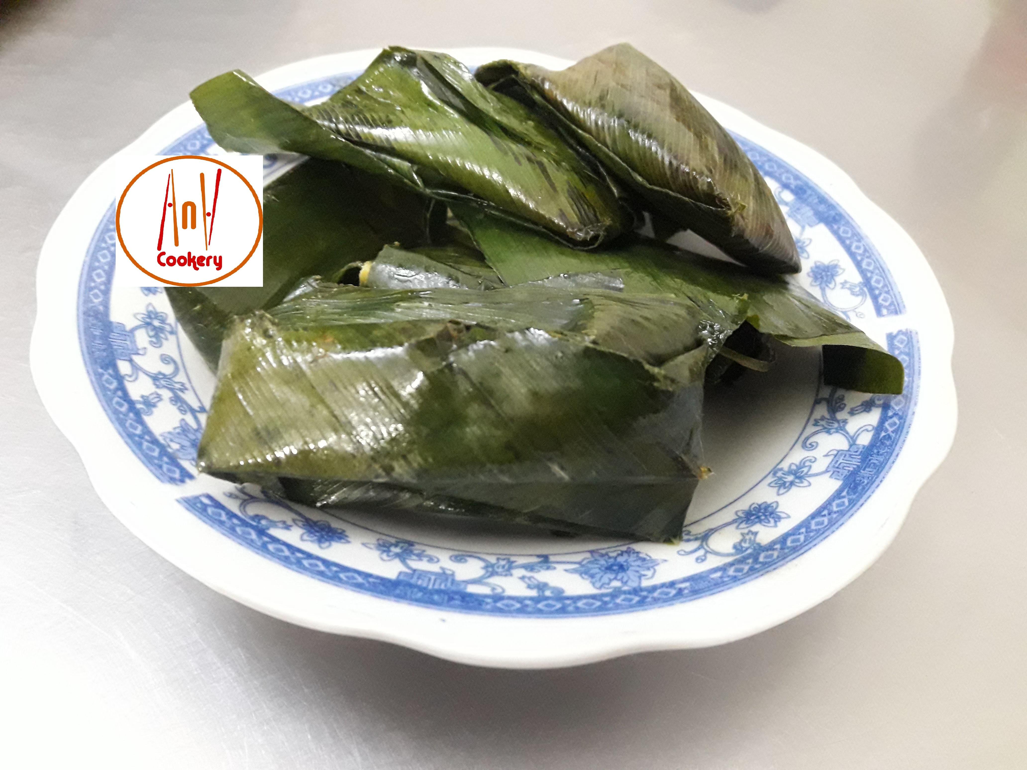 Banh loc- Tapioca dumpling Hue