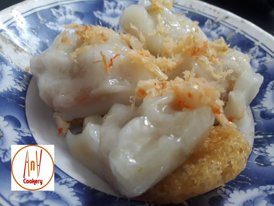 Ram it- sticy rice dumpling Hue